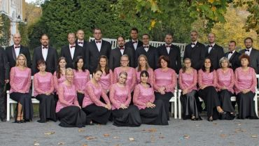 Internationaler Chor der Spitzenklasse  Nová Česká píseň  zu Gast in Nidderau-Eichen
