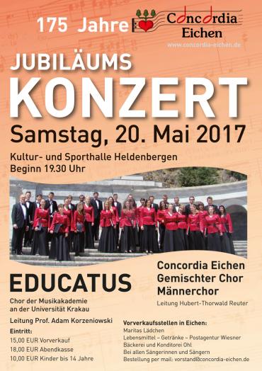 Jubiläums Konzert